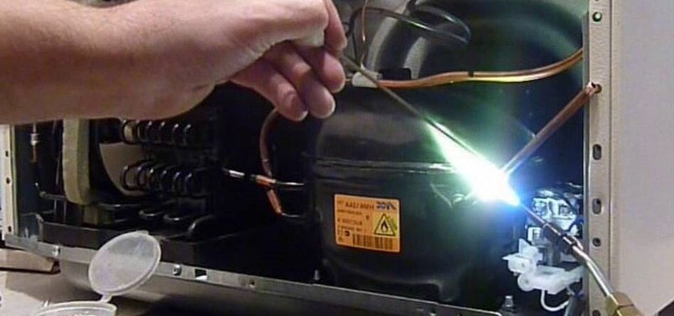 ремонт компрессора ходольника