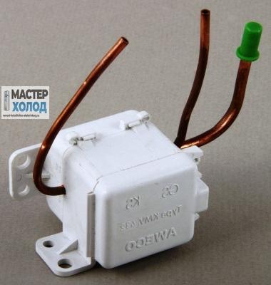 Electromagnitniy Klapan Holodilnika remont holodilnikov MASTER HOLOD
